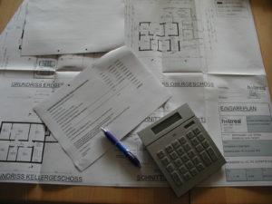 Kostenschätzung vor Baubeginn